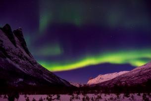 Noruega: Ruta fotográfica de Auroras Boreales en Lofoten y Vesteralen. Febrero