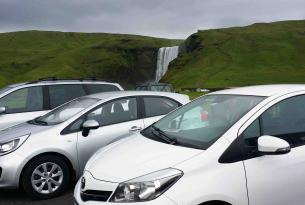 El Sur de Islandia a tu aire en coche de alquiler (8 días)
