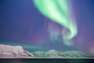 Noruega: Lofoten, auroras boreales y ballenas