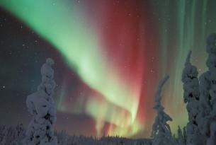 Finlandia: Leyendas de Invierno en Laponia