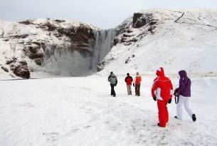 Islandia invernal y auroras boreales (especial Navidad y Fin de Año)