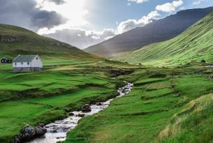 Islas Feroe a tu aire en coche de alquiler