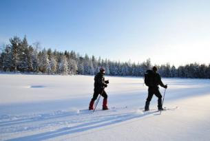 Travesía del Mar Báltico con esquís