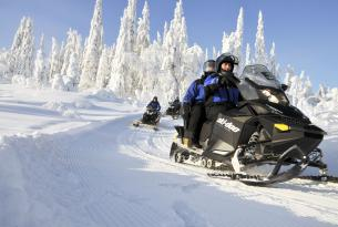 Fin de Año en Finlandia: aventura Invernal en Vuokatti