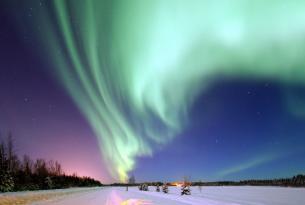Puente del Pilar en Islandia, aventura y auroras boreales. 8 días