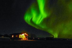 Puente de Diciembre: escapada a Islandia y auroras boreales (8 días)