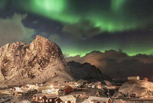 Puente de Diciembre en Lofoten (Noruega): auroras boreales y trineo de perros. 7 días