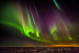 Aventura confort Fin de Año en Islandia, especial Auroras Boreales. 6 días