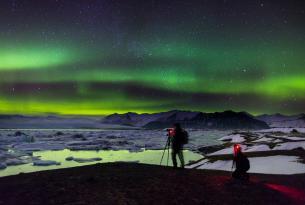 Escapada a Islandia y Auroras Boreales. Especial Auroras Boreales Fin de Año (8 días)