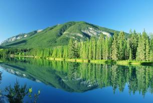 Canadá a tu aire en coche de alquiler: la ruta de las Montañas Rocosas en 8 días