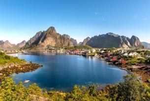 Noruega a tu aire en coche de alquiler: las islas Lofoten y Tromso en 5 días