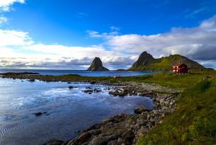 Noruega a tu aire en coche de alquiler: las Lofoten y Cabo Norte en 10 días