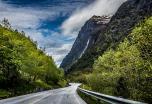 Los fiordos noruegos a tu aire en coche de alquiler y en 8 días