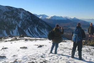 Tierra de Fuego argentina: trekking en en el extremo sur de América.