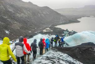 """La vuelta a Islandia en Semana Santa en hotel y """"guest house"""""""