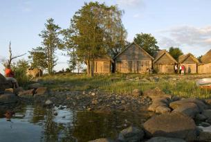 Gran tour a tu aire en coche de alquiler por los países bálticos