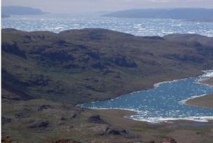 Aventura de hotel e icebergs en Groenlandia