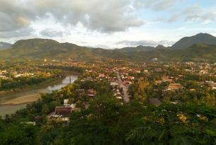 Laos: Luang Prabang y alrededores, la ciudad de los mil templos