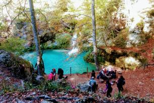 Senderismo en Navarra: Selva de Irati y Nacedero de Urederra