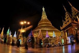 Luna de miel en la espléndida Birmania (Myanmar)