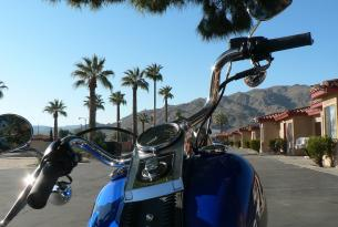 Costa Oeste de Estados Unidos en moto