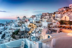 Islas Griegas. Santorini, Paros y Mykonos