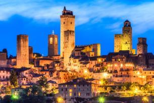 Viaje a la Toscana con visitas y actividades en español