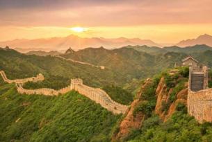 China al completo con visita al hermoso panda (12 días)