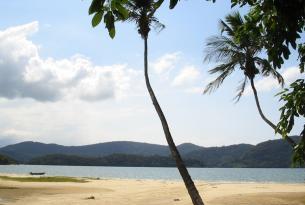 Costa de Brasil y Chapada Dimantina 2015