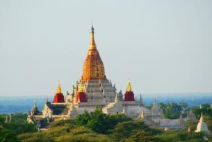 Encantos de Myanmar