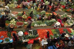Ruta de naturaleza y mercados por Guatemala y Honduras 2016