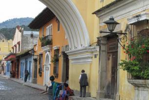 Guatemala y Nicaragua: ruta centroamericana 2016