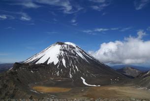 Maoríes, volcanes y glaciares 2015