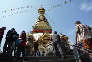 Nepal a tu aire