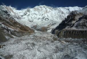Trek en Nepal al Santuario del Annapurna