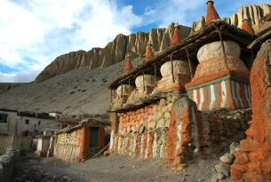 Trek en Nepal al Mustang