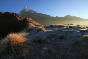 Trek en Nepal: Mardi Himal, a los pies del Machhapuchhre