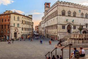 Italia: Umbría, arte e historia en 4 días