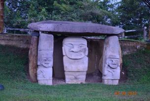 Colombia: Cultural y Arqueológica