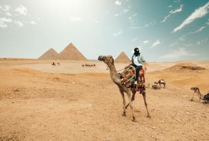 Escapada de 4 días a Egipto: Cairo y Luxor con vuelos domésticos en privado