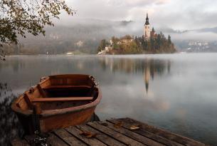 Eslovenia a tu aire: de los Alpes al Adriático