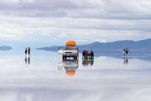Bolivia: el Salar de Uyuni en 3 días
