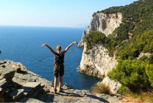 Senderismo en Italia: Liguria y Cinque Terre a tu aire