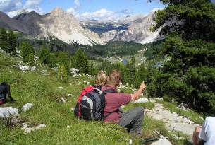 Senderismo en Dolomitas: Alto Adige Dolomitas y Valle de Fanes a tu aire