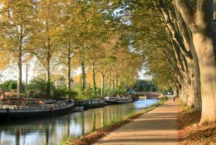 Canal de Midi en bicicleta y a tu aire