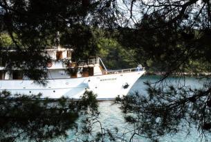 Croacia:Las islas de Dalmacia en barco y bici