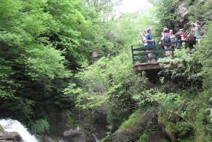 Por el río LLobregat de Castellar de Nug a Manresa