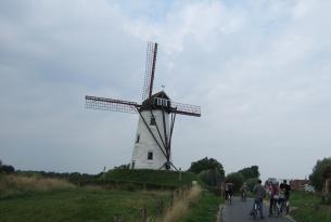 Pedalea en familia en Flandes