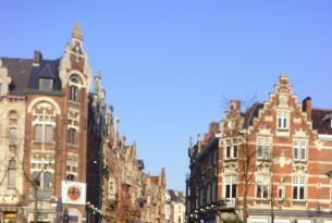 Belgica: Cicloturismo por la costa flamenca