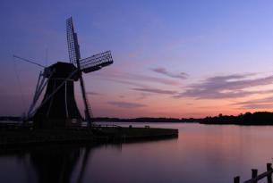 Holanda: recorrido alrededor del Lago Ijssel